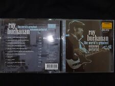 CD ROY BUCHANAN / THE WORLD'S GREATEST UNKNOWN GUITARIST /