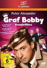 Graf Bobby Komplettbox - Die komplette Filmtrilogie - Peter Alexander [3 DVDs]