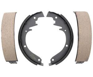 Drum Brake Shoe-Element3 Organic Rear,Front Raybestos 176PG