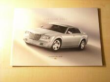 49589) Chrysler 300 C Japan Prospekt 03/2005