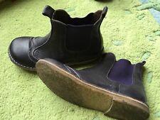 Bisgaard 33 32 Schlupf Stiefel lila