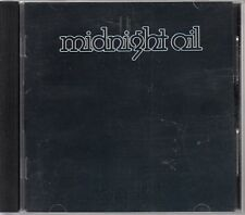 Midnight Oil - Self Titled - CD: Made in Australia by Disctronics