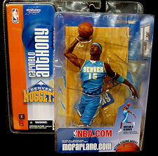 McFarlane Sports NBA Basketball  Series 6 Carmelo Anthony Action Figure 2004  .