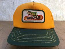 Vintage Dekalb Seed Hat Cap Snap Back K-Products USA Made [KB03]