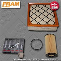 SERVICE KIT for FORD FOCUS MK2 2.5 ST FRAM OIL AIR FILTERS NGK PLUGS (2005-2010)