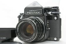[Almost MINT]  Pentax 6x7 67 TTL Mirror Up w/ SMC Takumar 105mm f2.4  from Japan