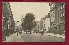 Vintage Postcard.Church Row,Hampstead.J.Salmon Ltd No 5027.Sepia Style.E2