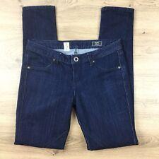 Volcom Pistol Legging Fit Size 11 or 29 Women's Jeans Actual W31 L32.5 (BX17)