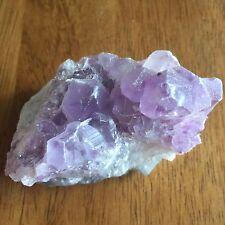 """Amethyst Crystal Cluster, Approx. 3 1/4"""" x 2"""" x 2"""""""