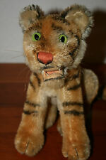 Steiff Tiger Bengal mit Knopf • 22 cm • 1959-61 • Tigre