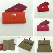 Multi-Color Fashion Wallet  & 18 Model Women Card Leather Zipper Wallet Purse