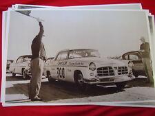 1955 CHRYSLER 300  NASCAR ?   11 X 17  PHOTO /  PICTURE