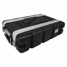 Spider Shallow ABS Plastic 2u Rack Case