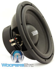 "SUNDOWN AUDIO E-12 V.3 D4 12"" 500W RMS DUAL 4-OHM CAR SUBWOOFER BASS SPEAKER NEW"