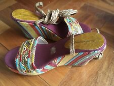 Women's Wedges  by Filippo Raphael shoes size- 37