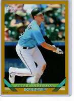 Brian Anderson 2019 Topps Archives 5x7 Gold #229 /10 Marlins