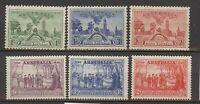 Lot Australia 1936-1937, mint, hinged, 373