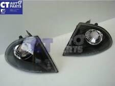 BMW 3 SERIES E46 1998-2001 BLACK Front Corner Indicator Lights 4 DOOR SEDAN