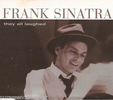 FRANK SINATRA - They All Laughed (UK 3 Track CD Single)