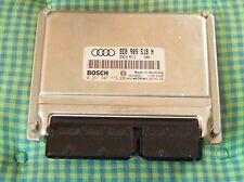 Steuergerät Audi A4 (8E) 1.8Turbo AVJ 110KW/150PS  0261207779 8E0909518N ME7.5