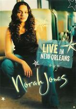 Norah Jones ~ Live in New Orleans ~ DVD ~ FREE Shipping USA