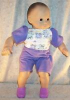 "Doll Clothes Baby Made 2 Fit American Girl 15"" in Bitty Boy Shorts Set Bears"