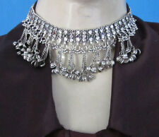 Chain Metal Fringe Choker Necklace Gothic Vintage Retro Boho Hot Fashion Jewelry