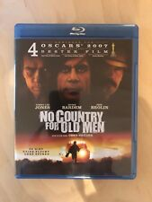 NO COUNTRY FOR OLD MEN BLU-RAY *Coen Brothers*