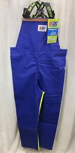 NWT STORMLINE 654 Fisherman's Bib Over-Trousers  Rain Gear, 3 Layer Front, XXL