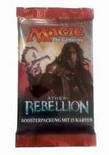 Etere-ribellione BOOSTER PACK tedesco-Magic the Gathering CARTE PACK MTG
