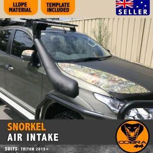 Snorkel Kit FIT MITSUBISHI Triton L200 MQ 2015 2016 2017 2018 Diesel Air Intake