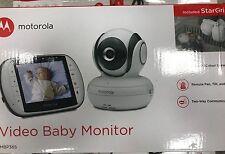 Motorola MBP36S Digital Camera Video Baby Monitor Night VIsion, star grip