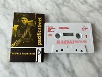 The Pale Fountains Pacific Street CASSETTE Tape UK IMPORT 1984 Virgin TCV 2274