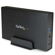 """Startech.com Usb 3.1 Gen 2 [10 Gbps] Enclosure For 3.5"""" Sata Drives - Supports"""