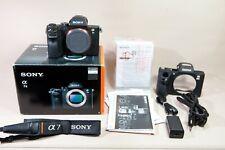 Sony a7 II Body, OVP solo immagini 20k. only 20k pictures taken