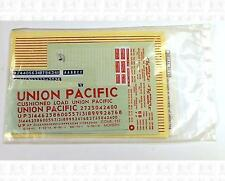 Walthers HO Decals Union Pacific Hood Diesel 93-76