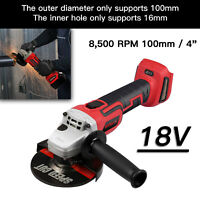 Replace For Makita 18V 110mm LXT Cordless Angle Grinder Cutting Power Tool Bare