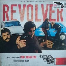 Ennio Morricone – Revolver OST LP Dagored Euro Crime Fabio Testi Soundtrack