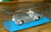 Supplied by DINKY MECCANO 1956/59 TRIUMPH TR 2 No.111   KIT+CLEAR DISPLAY BOX