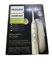 Philips Sonicare ProtectiveClean 6100 HX6877 Tooth Brush - White