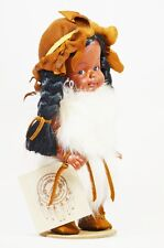 Handmade II Mohawk Thomas B. Maracle Authentic Doll