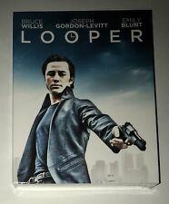LOOPER Blu-Ray FilmArena Collection Czech FULLSLIP STEELBOOK Limited edition