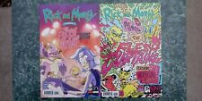 Rick and Morty Presents The Flesh Curtains Lot - Oni Press 2018 1st Print NM