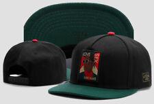 Hip Hop Men's CAYLER Sons Cap adjustable Baseball Snapback Street Black Hat 488#