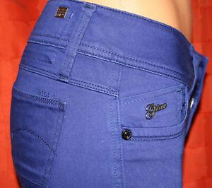 G-Star Damen Jeans LYNN SKINNY COJ WMN W27 L32 blau gstar