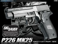 Academy P226 MK25 Airsoft Pistol BB 6mm Hop Up System