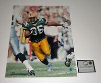 PACKERS Leroy Butler signed 16x20 photo LE 63/199 COA HOLO AUTO Autographed 1998