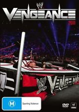 WWE - Vengeance 2011 (DVD, 2011) - Region 4