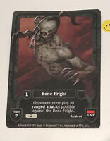 Guardians Bone Fright RARE USED Collectible Trading Card Game TCG CCG