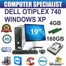 PC de bureau Windows XP 4 Go 19""